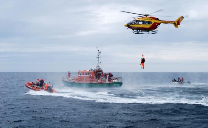 Les secours en mer sont intervenus 282 fois entre le 1er juin et le 31 août (Photo d'illustration)