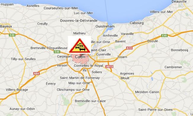 Foire internationale de Caen : difficultés de circulation à prévoir aux abords du parc des expositions