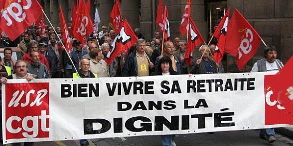 Plus de 20 000 retraités avaient déjà manifesté le 3 juin dernier à Paris (Photo d'illustration)