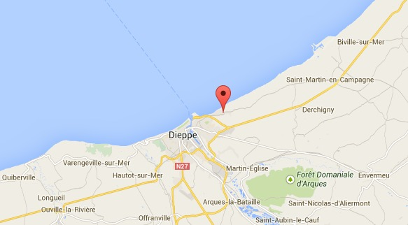 La doyenne de Puys, près de Dieppe, tuée dans un accident de la circulation