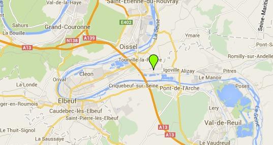 Un homme découvert grièvement brûlé en bordure de la voie ferrée à Sotteville-sous-le-Val