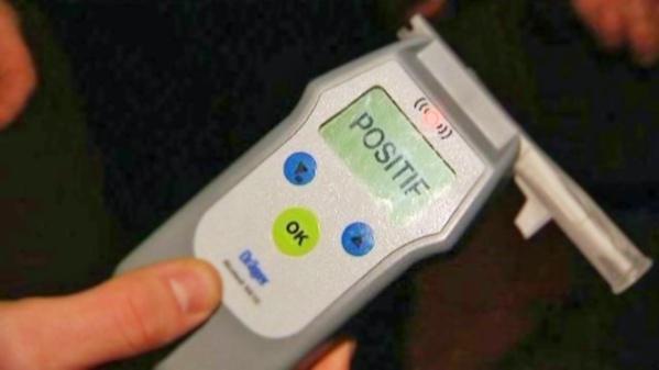 Rouen : une conductrice de 47 ans contrôlée avec 2 g d'alcool dans le sang