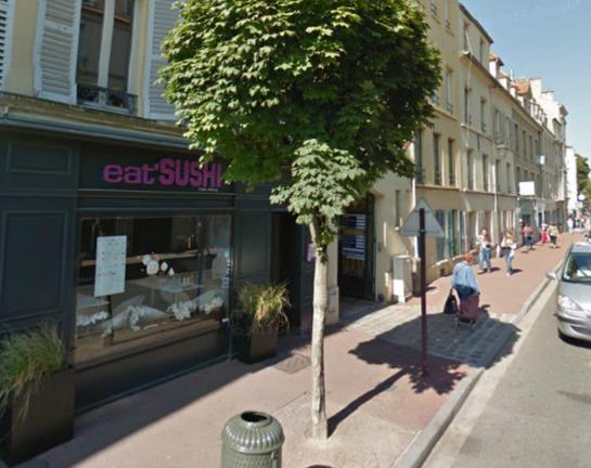 Le commerçant venait de fermer son restaurant rue de Pologne. Il a été attaqué alors qu'il regagnait sa voiture (Photo @Google Maps)