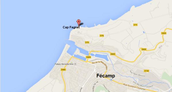 Disparition inquiétante à Fécamp : un homme de 25 ans retrouvé mort au pied de la falaise