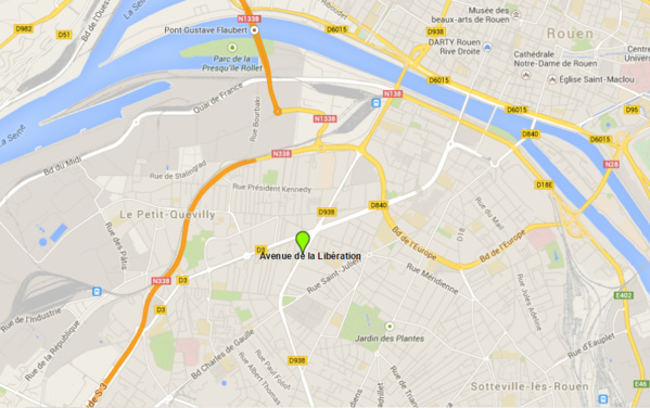 """Une fillette de 4 ans """"abandonnée"""" dans la rue à Rouen retrouvée en bonne santé"""
