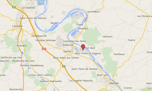 Eure : une personne écrasée ce soir par un train entre Rouen et Vernon