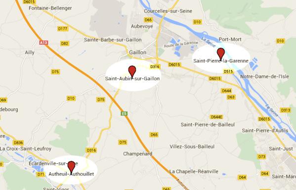 Des voleurs de bijoux sévissent autour de Gaillon : l'appel à la vigilance des gendarmes