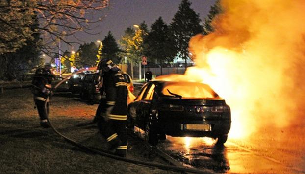 Les deux indiividus sont soupçonnés de 6 incendies de voitures (Photo DR)