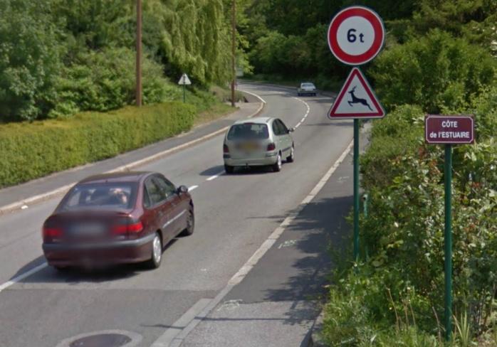 L'accident s'est produit route de l'Estuaire dans des circonstances qui restent à déterminer (Photo d'illustration)