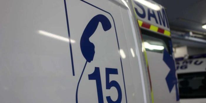 Le blessé a été transféré à l'hôpital de Poissy sous escorte policière(Photo d'illustration)