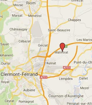 Un étudiant originaire de Seine-Maritime fauché mortellement près de Clermont-Ferrand