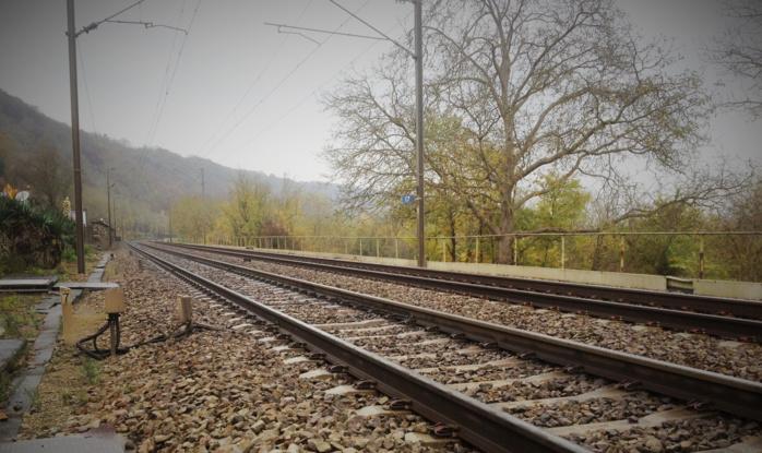 Le septuagénaire a été écrasé par le Dreux - Paris, à la sortie de la gare de Fontenay-le-Fleury (Photo d'illustration @infoNormandie)