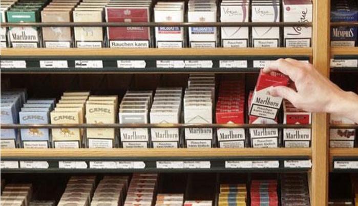 L'augmentation prévue de 30 centimes du paquet de cigarettes n'aura pas lieu en janvier prochain (Phto d'illustration)