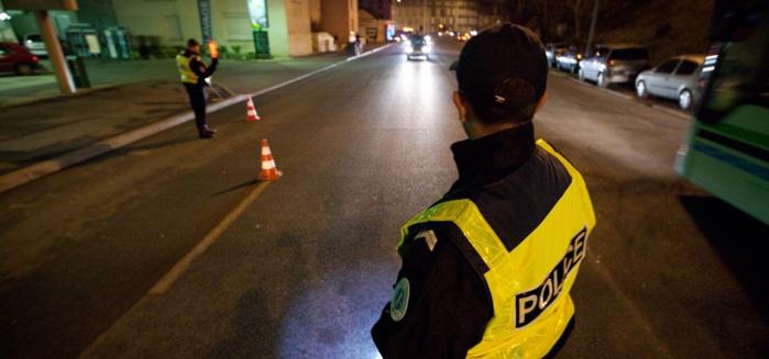 48 véhicules et leurs occupants ont été contrôlés en trois heures de temps, dans la région du Havre (Photo d'illustration @DDSP)