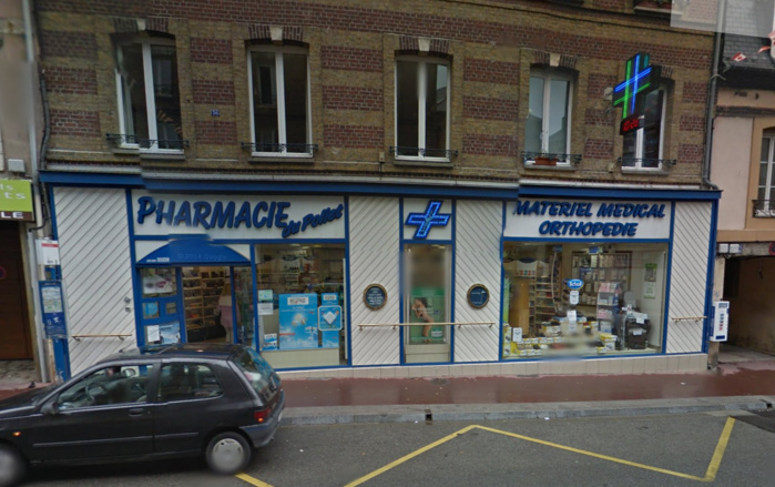 En refusant de donner de l'argent sous la menace, la pharmacienne a mis en fuite l'agresseuse (Photo d'illustration)