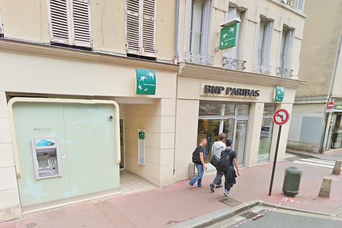 La fuite de gaz détectée à l'intérieur de la BNP, provenait du local abritant le distributeur automatique de billets (Photo d'illustration)