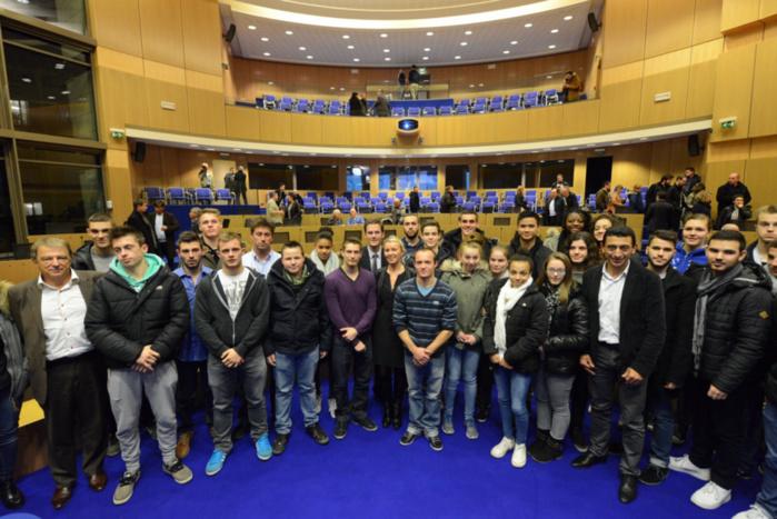 La Région Haute-Normandie célèbre ses sportifs, ses dirigeants et ses bénévoles