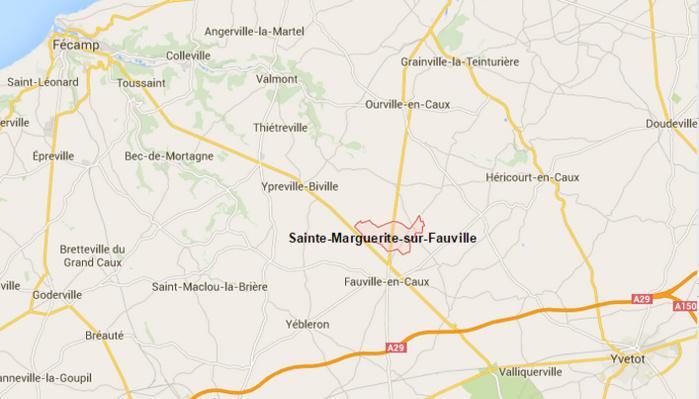 Seine-Maritime : trois blessés graves dans un face-à-face dans le Pays de Caux
