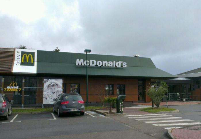 Barentin : les employés de Mc Donald's réclament un 13ème mois