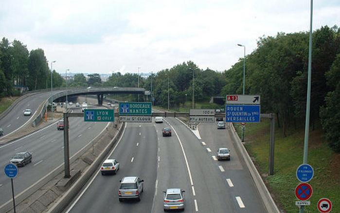 Le boulevard périphérique parisien est rouvert à la circulation dans les deux sens