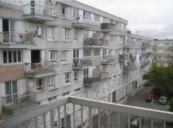 Le quartier Germe de Ville, à Val de Reuil, va pouvoir bénéficier d'une manne financière importante dans le cadre de la rénovation urbaine