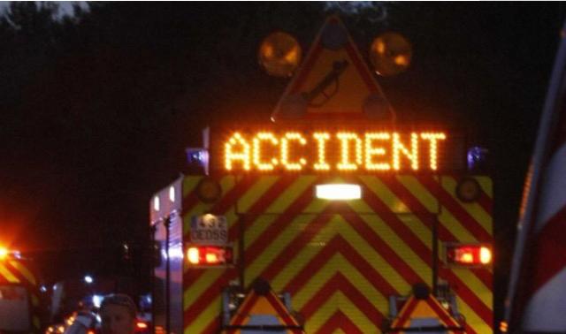 Accident sur la N2338 à Rouen : la route est fermée