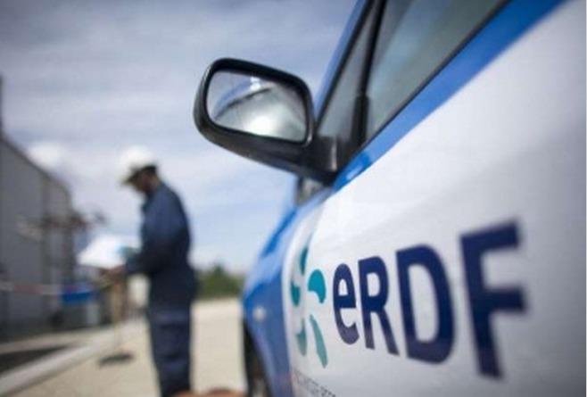 Vents violents : 2200 foyers privés d'électricité en Haute-Normandie