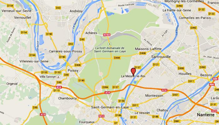 Yvelines : le cadavre d'un inconnu découvert dans un champ à Le Mesnil-le-Roi