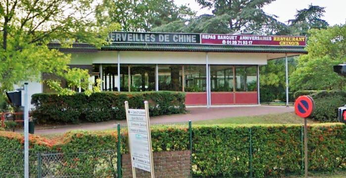 """Le restaurant """"Les Merveilles de Chine"""", à Verneuil-sur-Seine (Photo d'illustration)"""