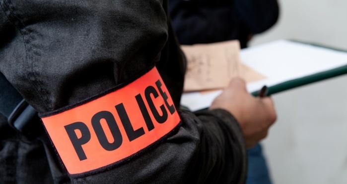 La police technique et scientitfique a procédé à des relevés de traces et d'indices sur les lieux du cambriolage (Photo d'illustration @DGPN)