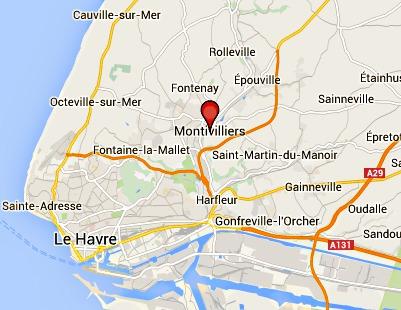 Montivilliers : l'arracheur de sac à main est rattrapé et maîtrisé par deux témoins