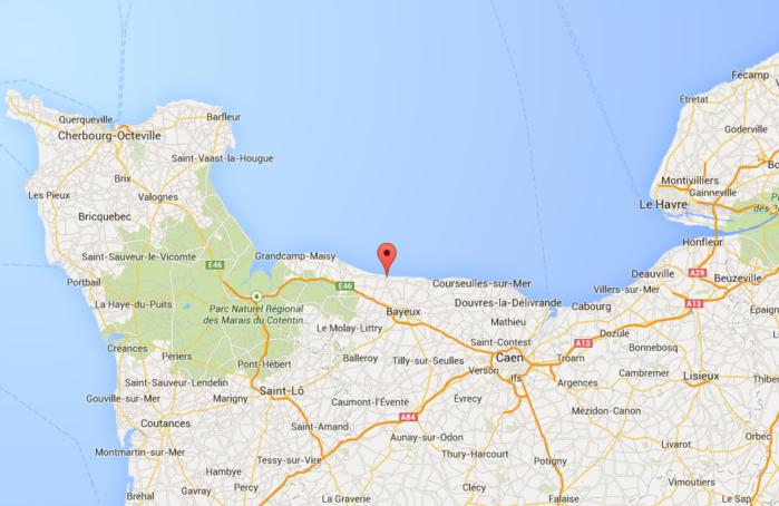 Le chalutier a fait naufrage à environ 24 kilomètres au large de Port-en-Bessin, indique la préfecture maritime