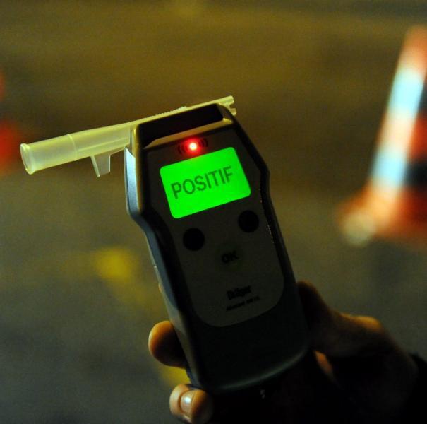Trois automobilistes ivres au volant placés en dégrisement cette nuit à Rouen