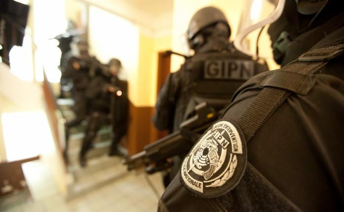 Les hommes du GIPN, qui sont intervenus cette nuit à Sotteville-lès-Rouen, sont entrainés à intervenir dans les situations les plus périlleuses (Photo DGPN)
