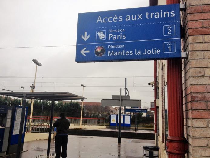 Depuis le début de la soirée, des pannes électriques perturbent le trafic entre Paris et Caen (Photo d'illustration @infoNormandie)