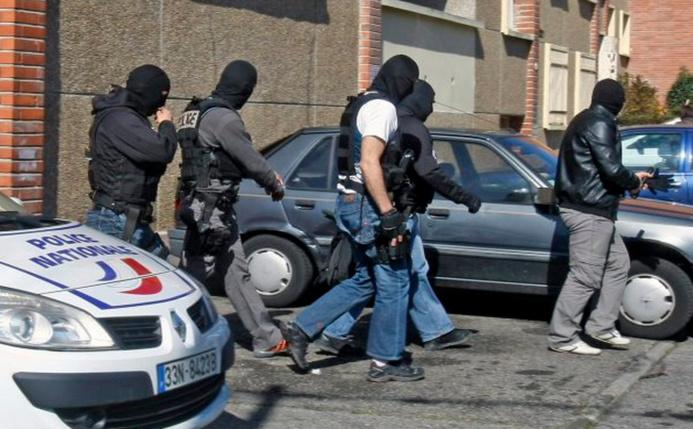 """L'homme placé en garde à vue hier matin a Elbeuf avait déjà été interpellé en novembre dernier par les policiers de la DCRI et du Raid pour """"association de malfaiteurs en relation avec une entreprise terroriste"""" (Photo d'illustration @DR)"""