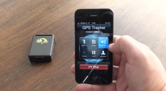 Le traceur - ou Tracker - est un boitier électronique équipé d'un GPS qui, relié à une application sur un smartphone, permet de localiser son véhicule (Photo d'illustration)