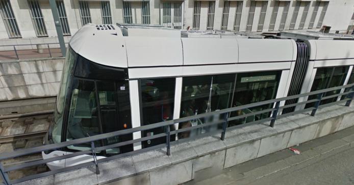 L'agression s'est produite à la station de métro Joffre-Mutualité, sur la rive gauche de Rouen (Photo d'illustration)