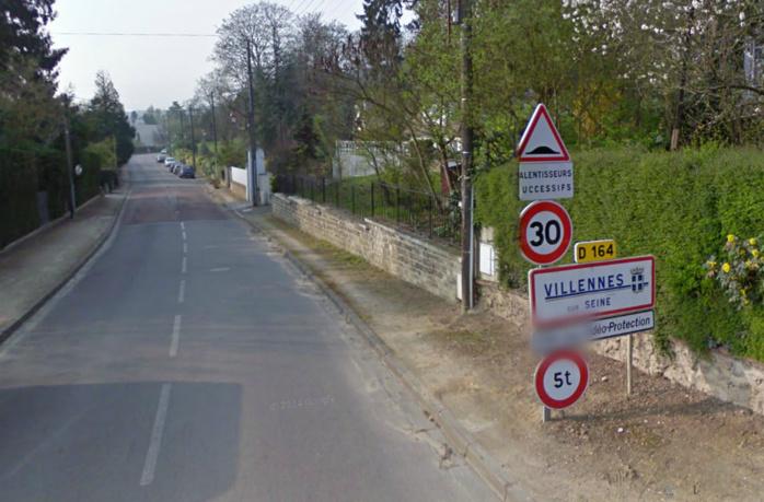 Villennes-sur-Seine : interpellé après avoir tagué la propriété du 1er adjoint au maire