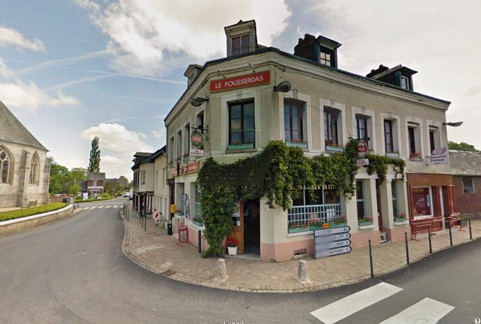 Le bar-tabac Le Pousserdas à Allouville-Bellefosse