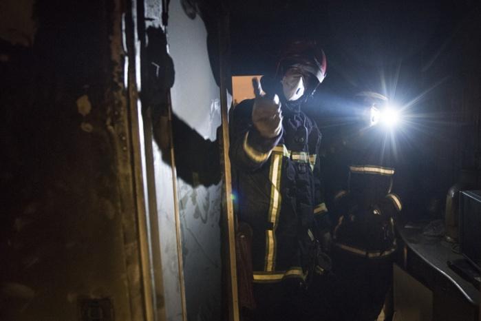 70 locataires évacués à Sartrouville : la police enquête sur un incendie criminel