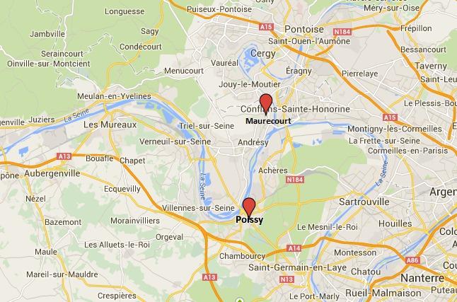Echec aux faux policiers à Poissy et Maurecourt