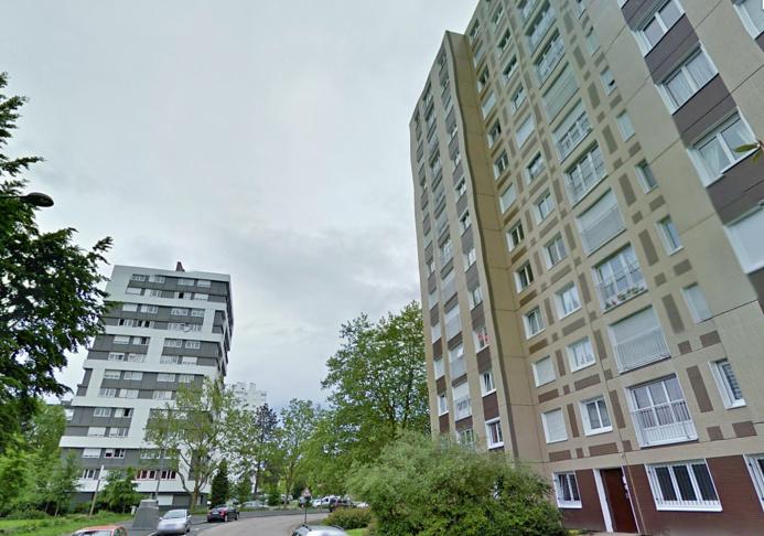 Le septuagénaire s'est jeté dans le vide du 14e étage d'un immeuble de la rue Richard Wagner, à Rouen (Photo d'illustration)