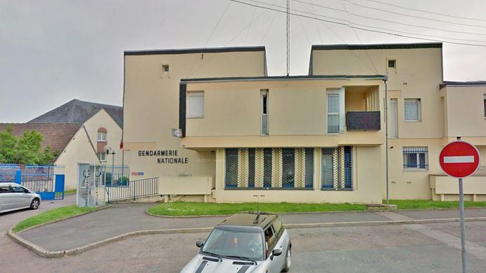 L'homme a été placé en cellule de dégrisement à la gendarmerie de Gisors avant d'être auditionné et remis en liberté (Photo d'illustration)