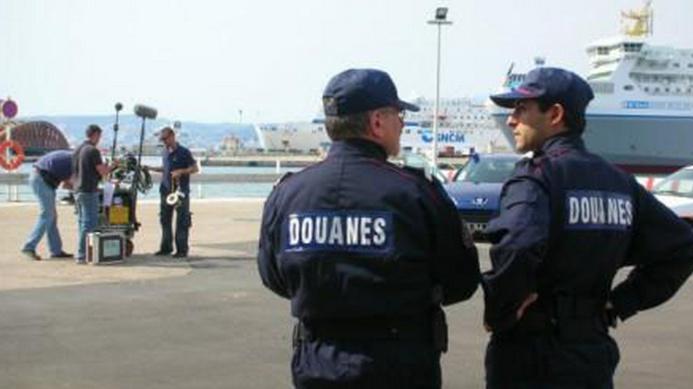 La valeur de la marchandise saisie par les douaniers de Dieppe est estimée àplus de 1 million d'euros (Photo d'illustration)