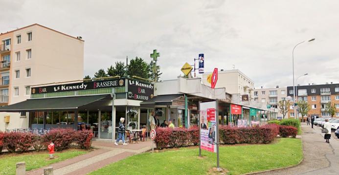 Les faits se sont déroulés chez un commerçant du centre commercial Kennedy, à Bihorel (Photo d'illustration)