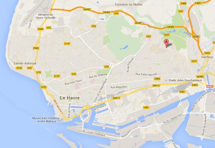 Le Havre : un homme lacéré de coups de couteau hospitalisé dans un état critique