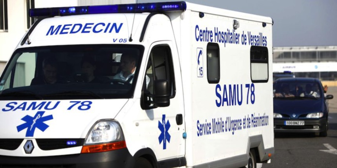 Le médecin du SAMU a délivré un certificat avec obstacle médico-légal (Photo d'illustration)