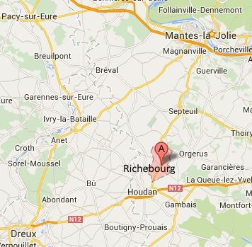 """Spectaculaire incendie à Richebourg : un désastre pour l'entreprise """"Origines"""""""