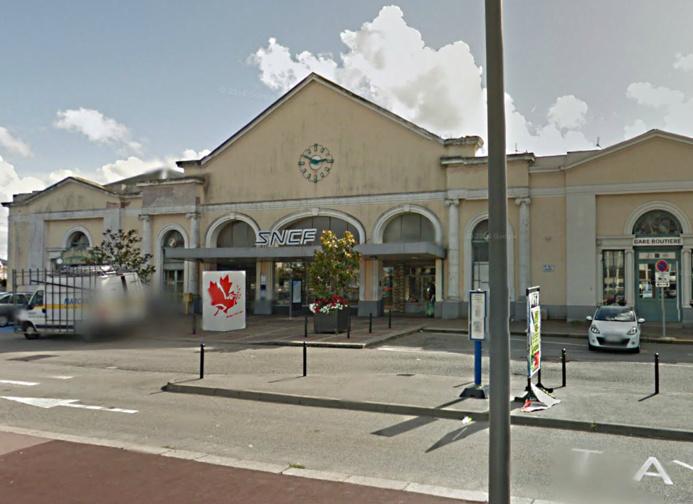 Le couple en instance de séparation s'était donné rendez-vous dans le hall de la gare de Dieppe (Photo d'illustration)